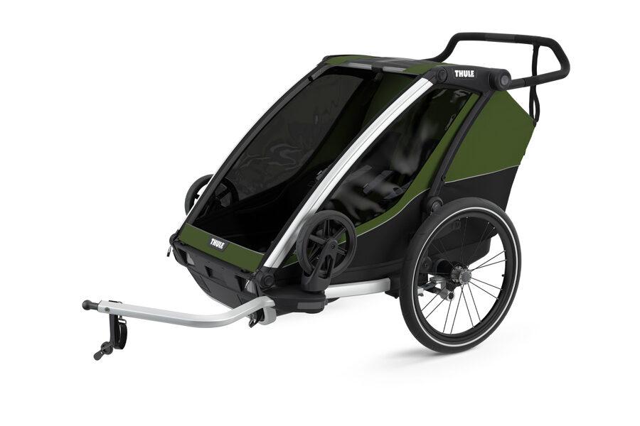 Velopiekabe Thule Chariot Cab 2