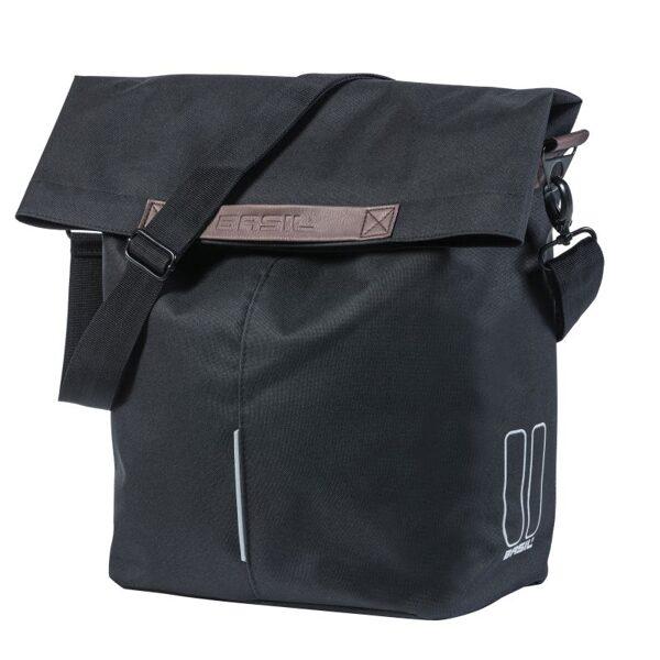 Basil City shopper vienpusējā velo soma