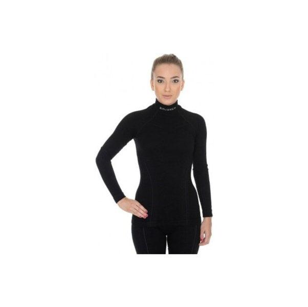 Sieviešu garroku krekls BRUBECK Wool Merino